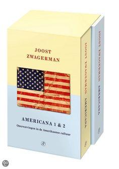 Joost Zwagerman, Americana