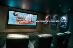Best Home Cinema Design