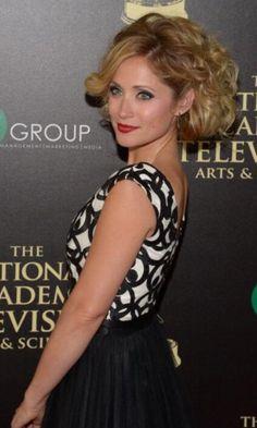 I'm a Soap Fan: Daytime Emmys 2014 Fashion. Emme Rylan (Lulu Spencer Falconeri, General Hospital)