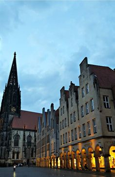 Münster, Germany is more than just cheese - it's beautiful architecture, stunning cathedrals, unique museums and nature. Check out these top ways to explore the city for your next travel adventure!