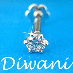 2-8mm-Real-VVS-Diamond-Solitaire-Engagement-Nose-Lip-Ring-Stud-Piercing-Screw