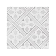 Laura Ashley Mr Jones Dove Grey Ceramic Tile - The Tile Shop Grey Floor Tiles, Bathroom Floor Tiles, Wall And Floor Tiles, Grey Flooring, Downstairs Bathroom, Family Bathroom, Flooring Ideas, Kitchen Flooring, Master Bathroom