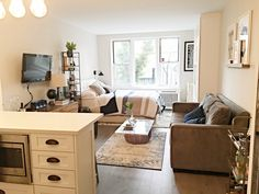 From Gut to Gorgeous: A Complete Studio Apartment Makeover — Makeover