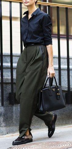 """Résultat de recherche d'images pour """"workwear street style"""""""