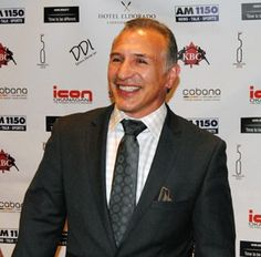 Ray Boom Boom Mancini - The Good Son Movie Premiere