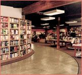 Copperfield's Books. J and I spend many happy hours here.