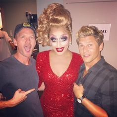 David and I had the great pleasure of watching @thebiancadelrio perform last night in P-Town. She's just hilarious, with a  razor sharp wit so honed, you'll likely get cut. Loved it. #fierce
