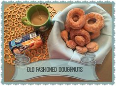Old Fashioned Biscuit Doughnuts