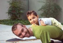 Nick Vujicic: Quando meu filho estava chorando, eu não posso abraçá-lo, mas ele vem e me abraça
