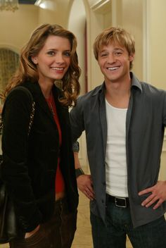 "Ryan et Marissa in ""The O.C."""
