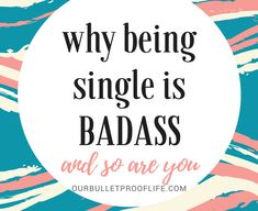 If you are unhappy being single read this! It will completely change your perspective! Self Love-Self Care-Inspirational Quotes-Motivational Quotes-Motivation-Personal Growth and Development-Quotes to live by-Mindset-How to be Happy-Being Single-Dating-How to find a relationship-you are a badass-love-relationship advice-inspiration-empowering women-live happy-how to find a guy-single tips-dating advice-love yourself