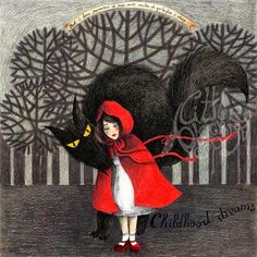 Little Red Riding Hood ❣