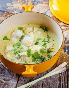 Cocotte thaïe