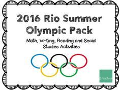 8 besten Olympic Teaching Ideas Bilder auf Pinterest in 2018 ...