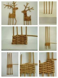 1 million+ Stunning Free Images to Use Anywhere Straw Weaving, Paper Weaving, Weaving Art, Basket Weaving, Diy And Crafts, Christmas Crafts, Christmas Decorations, Christmas Ornaments, Corn Dolly