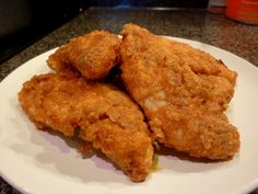 Apparently as good as KFC- baked not fried {Baked Fried Chicken}