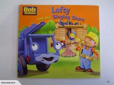 Bob the builder series    Soft cover book  24 pages per book  book measures 13.5cm x 15cm  Brand New    Please browse my other cool toys.