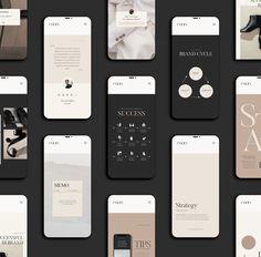 Social Media Branding, Social Media Design, Instagram Creator, Instagram Posts, Image Avatar, Web Design, Folder Design, Instagram Design, Photoshop