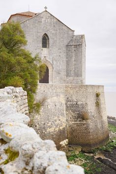 Talmont-sur-Gironde is named one of France's most beautiful villages. Find out why!