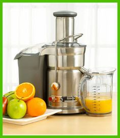 Breville 800JEXL: Juicing Recipes Juice Fountain Elite - Most Powerful Juicer On Sale Now