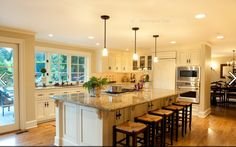kitchen remodel - love this one!