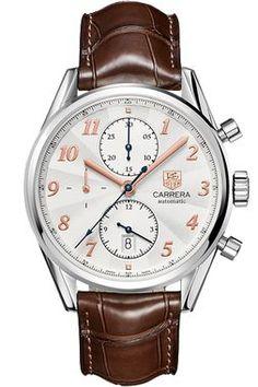 TAG Heuer CARRERA Heritage Automatic Chronograph HEU0169647