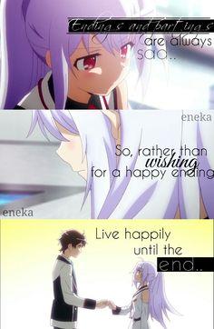 Anime: Plastic Memories Editor: eneka