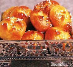 وصفات لالة مولاتي: بريوش بالبرتقال