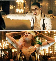 "Harleen Quinzel ceased to exist,but she gave birth to a far greater insanity than even The Joker anticipated,or could hope for from the once vulnerable Dr.Quinzel Harley Quinn was very much alive,and she was more than ready to give thanks to her ""Puddin"".With dyed-blonde hair tinged pink,she was drop-dead gorgeous.In the prison vernacular,high velocity sex on a stick.Shewas also as insatiable as she was insane. More than that,Harley Quinn was the kind of psychotic The Joker had always want…"