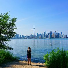 10 Things To Do On The Toronto Islands (For All Ages)