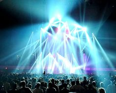 #Stage #Concert Chris Kuroda (Phish's lighting engineer) has provided the on-stage scenery for countless Phish sows.