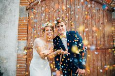 Charlotte + Jean Baptiste   Mariages Cools Mariage   Queen For A Day - Blog mariage