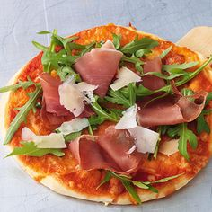 Rucola-Pizza