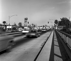 Lincoln Ave. at I-5 Freeway, Anaheim, circa 1967