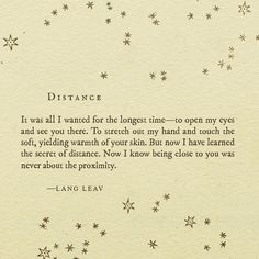 New piece, hope you like it  #poetry #quotes #langleav #books