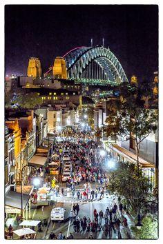 Candy Crush ,The Rocks, Sydney, NSW, Austrália | Flickr - Photo Sharing!