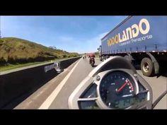 Perseguindo uma FERRARI 458 Itália na Dutra!!!