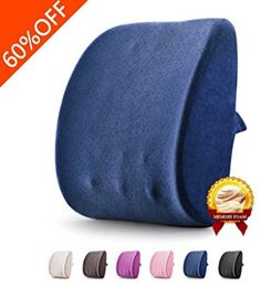 ~Lean in~ to a memory foam lumbar pillow on your desk chair. 22 Products That Will Make The Office Your Happy Place Chair Pillow, Lumbar Pillow, Cushion Pillow, Buzzfeed Gifts, Cool Desktop Backgrounds, Magnetic Poetry, Desk Blotter, Paper Succulents, Gadgets