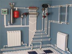 Как организовать индукционное отопление