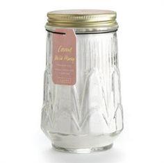 illume - coconut milk mango bath salts - heaven on earth! Ritual Bath, Natural Health Remedies, Avocado Oil, Bath Salts, Coconut Milk, Bath And Body, Lotion, Mason Jars, Mango