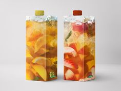 Kampa Ice Tea on Packaging of the World - Creative Package Design Gallery