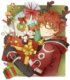 Image discovered by Şħouŧo. Find images and videos about Mc, mystic messenger and seven on We Heart It - the app to get lost in what you love.