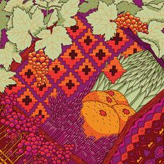 illustration by ALICA GURINOVA, illustrator represented by Owl Illustration Agency Owl Illustration, Animation Film, Illustrator, Creative, Painting, Beautiful, Art, Art Background, Painting Art