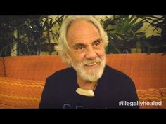 ▶ Tommy Chong Talks Treating Cancer with Cannabis - YouTube - Tommy Chong after he entertaining a packed Walmart AMP in Fayetteville, Arkansas during the 2014 Cheech & Chong tour. Tommy talks about treating his prostate cancer with cannabis, the effects of cannabis oil, prohibition and more. Exclusive #illegallyhealed interview with the legendary Tommy Chong.