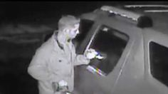 WATCH: Thief uses mysterious electronic device to easily open locked car. SEATTLE -- A West Seattle man is sharing a surveillance video that shows the frightening way thieves are using technology to break into cars. Watch the video as a man approaches Tom Dahl's truck in...