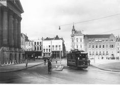 Grote Markt met tram bron: Er gaat niets boven Groningen