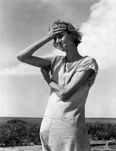 Childress, Texas - Dorothea Lange - 1934