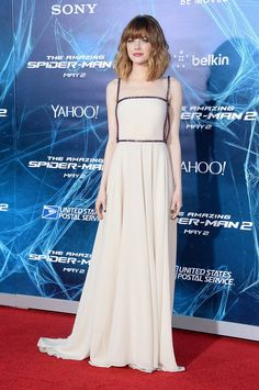 Get a dose of some spring style inspiration from Emma Stone's best red carpet fashions