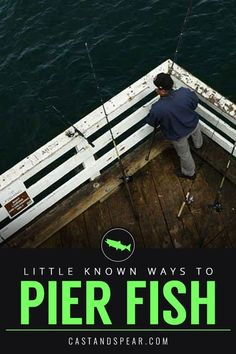 The Best Pier Fishing Tips Around Pier fishing holds a special spot in many fishermens hearts Learn the tips and tricks to catchi Usa Fishing, Sport Fishing, Carp Fishing, Saltwater Fishing, Kayak Fishing, Women Fishing, Catfish Fishing, Fishing Stuff, Fishing Knots