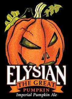 Elysian, The Great Pumpkin Ale, Seattle WA